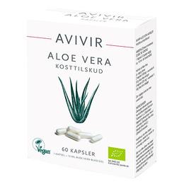 AVIVIR Aloe Vera 60 kaps.