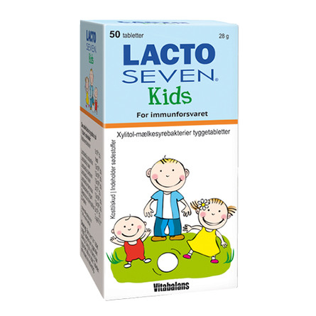 LactoSeven Kids 50 tab
