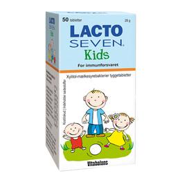 Vitabalans Oy Lacto Seven Kids 50 tab