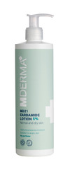MDerma MD21 Carbamide Lotion 5% 400 ml