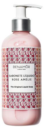 BENAMÔR Rose Amélie Liquid Soap 300 ml