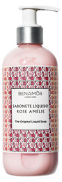 BENAMÔR Rose Amélie Liquid Soap 300 ml