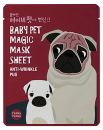 Holika Holika Baby Pet Magic Mask Sheet (Pug) 22 ml