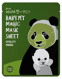 Holika Holika Baby Pet Magic Mask Sheet (Panda) 22 ml