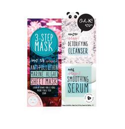 Oh K! 3-Step Seaweed Mask 23 ml