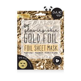 Oh K! Gold Foil Sheet Mask 25 g