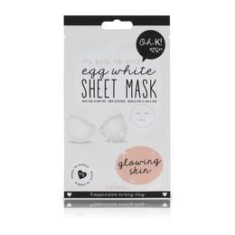 Oh K! Sheet Mask Egg White 20 ml
