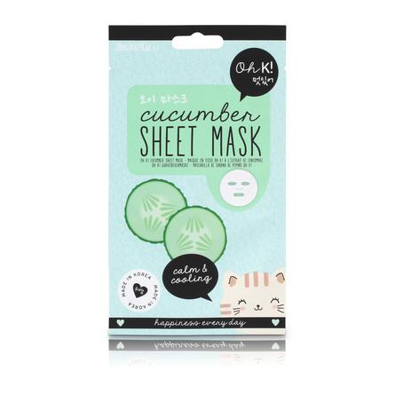Oh K! Soothing Cucumber Sheet Mask 20 ml