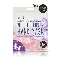 Oh K! Violet Flower Hand Mask 20 g