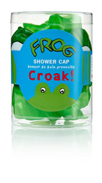 NPW Badehætte Crazy Frog