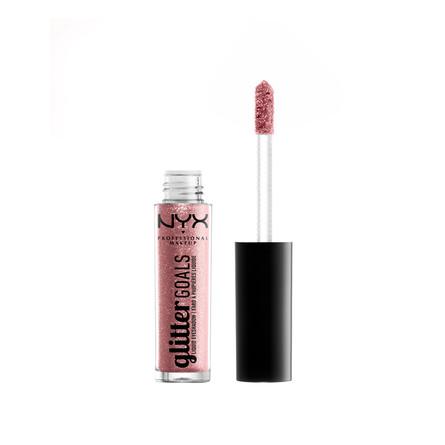 NYX PROFESSIONAL MAKEUP Glitter Goals Liquid Eyeshadow Metropical