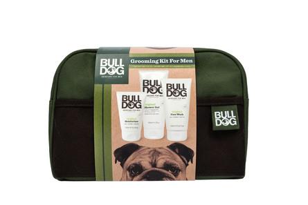 Bulldog Toilettaske med 3 Dele