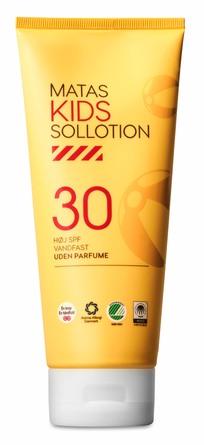 Matas Striber Kids Sollotion SPF 30 200 ml