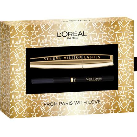 L'Oréal Paris Volume Million Lashes Mascara & Liner Gaveæske