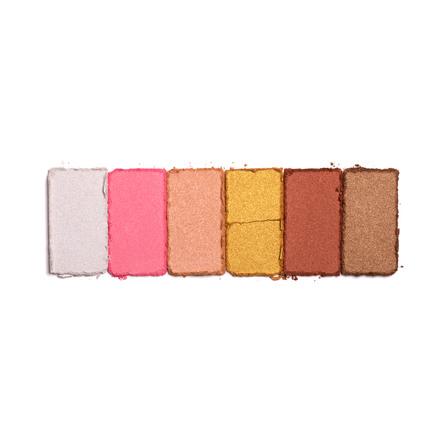 NYX PROFESSIONAL MAKEUP Sugar Trip Squad Highlighter Palette
