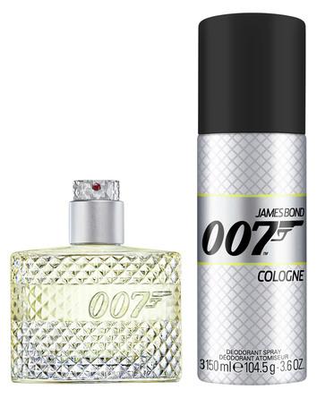 James Bond 007 Eau De Cologne Gaveæske