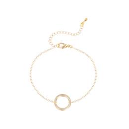 Everneed Kia Cirkel Armbånd Guld