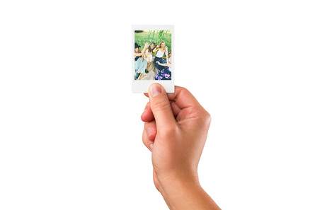 Instax Farvefilm til MINI Kamera og Printere 1 x 10 stk.