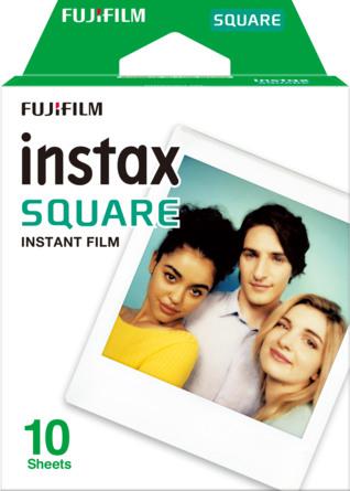 Instax Farvefilm til SQUARE Kamera og Printere 1 x 10 stk.