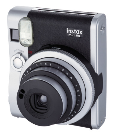 Instax Mini90 Analogt Instant Kamera Black