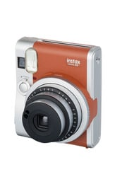 Instax Mini90 Analogt Instant Kamera Brown