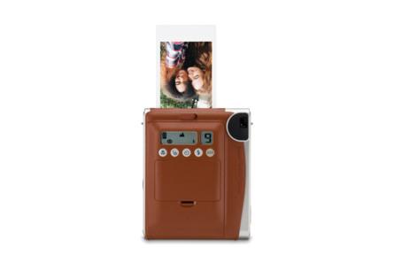 Instax Mini90 Analogt Instant Kamera Brown