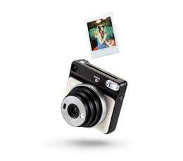 Instax SQ6 Analogt Instant Kamera Pearl White