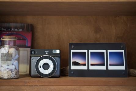 Instax SQ6 Analogt Instant Kamera Graphite Gray