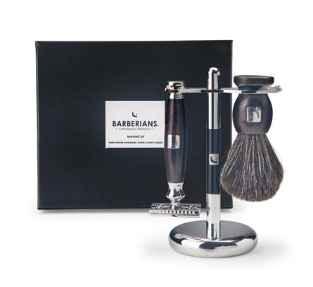 Barberians cph Shaving Kit Gaveæske