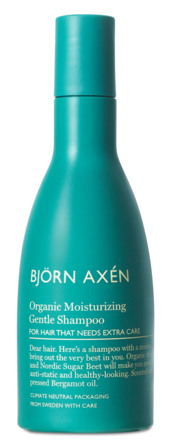 Björn Axén Organic Moisturizing Shampoo 250 ml