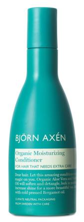 Björn Axén Organic Moisturizing Conditioner 250 ml