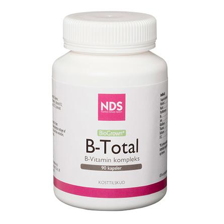 B-Total Vitamin 90 tab