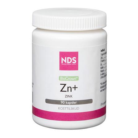 NDS Zn+ Zinc 90 tab