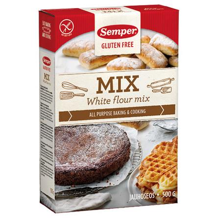 Brødmix glutenfri Semper 500 g