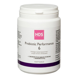 NDS Probiotic Performance 6 100 g