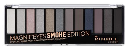 Rimmel Magnif'eyes Eyeshadow Palette 003 Smoke Edition