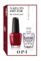OPI Must Have Kit