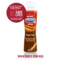 Durex Real Feel Gel 50 ml