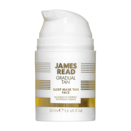 James Read Overnight Tan Sleep Mask Tan Face 50 ml
