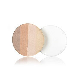 Jane Iredale Bronzer Moonglow Quad Refill