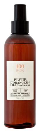 100BON Body Mist Fleur D'Oranger & Lilas Delicieux 200 ml