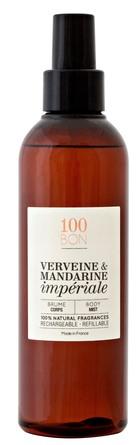 100BON Body Mist Verveine & Mandarine Imperial 200 ml