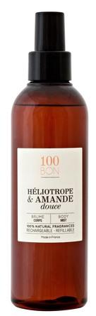 100BON Body Mist Heliotrope & Amande Douce 200 ml
