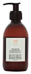 100BON Hand Soap Fleur D'Oranger & Lilas Delicieux, 300 ml