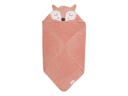 Södahl Frida Fox Håndklæde Orange 80 x 80 cm