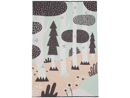 Södahl Magic Forest Plaid Pastel