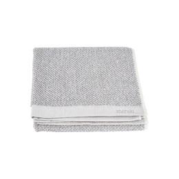 Meraki Håndklæde Hvid/Grå