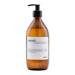 Meraki Pure Oil Orange og Geranium