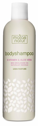 Matas Natur Aloe Vera & E-vitamin Bodyshampoo 400 ml
