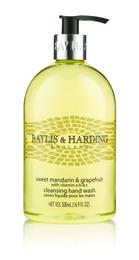 Baylis & Harding Håndsæbe Mandarin & Grapefrugt 500 ml